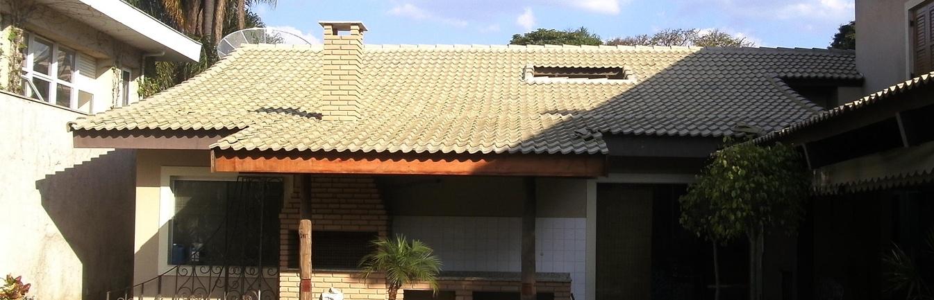 Diego Telhados e Coberturas - Cobertura Residencial