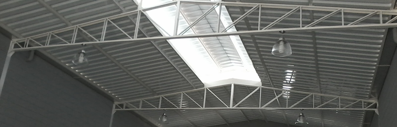 Diego Telhados e Coberturas - Construção de Galpão