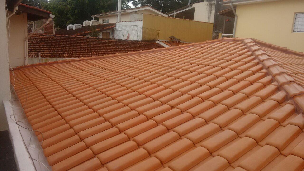 Empresa de Especialista em Telhados em Sumaré - Telhado de Cerâmica