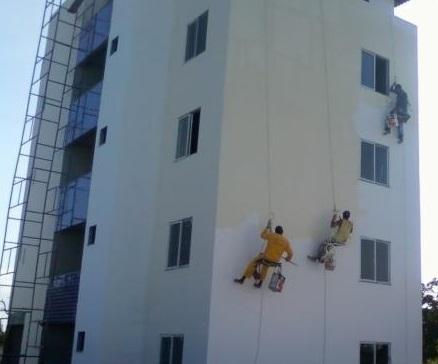 Empresa de Pintura Predial Preço na Vila Andrade - Serviços de Pintura em Sp
