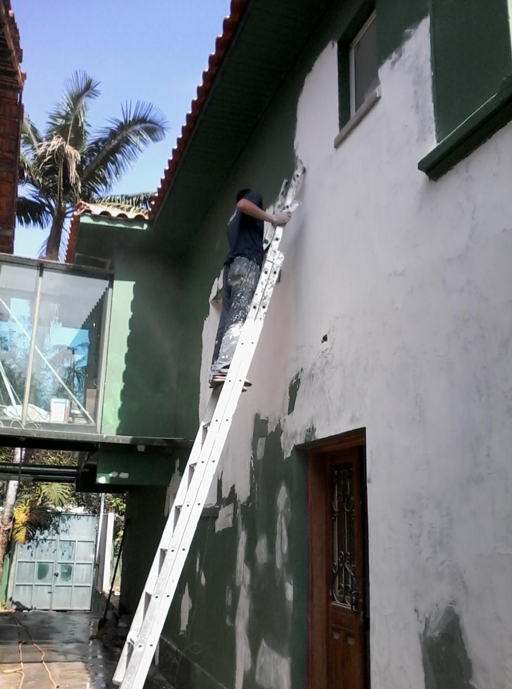 Empresa de Pintura Residencial no Jardim Bonfiglioli - Empresa de Pintura Predial