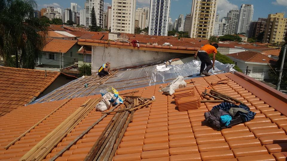 Empresa de Reforma de Telhado no Jardim Iguatemi - Telhado de Madeira