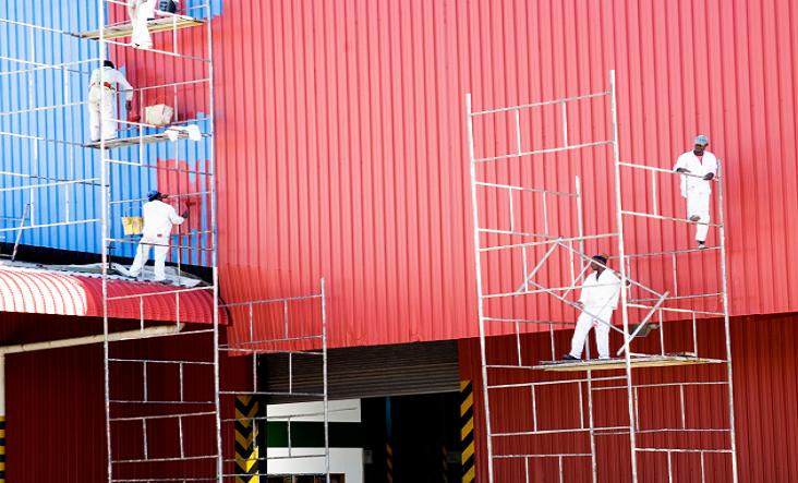 Empresa de Serviços de Pintura em São Paulo no Jardim Bonfiglioli - Serviços de Pintura Predial