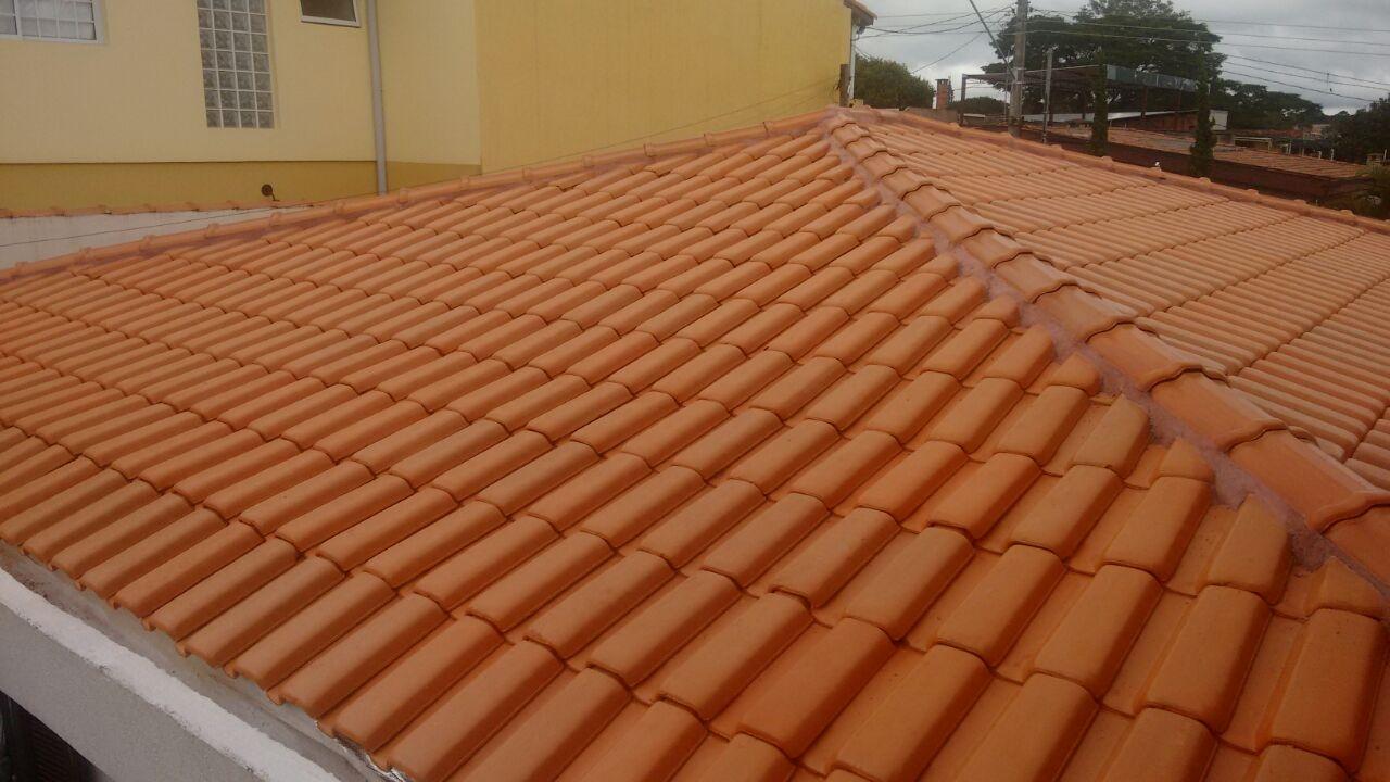 Empresa de Telhado de Cerâmica na Freguesia do Ó - Telhado Ondulado