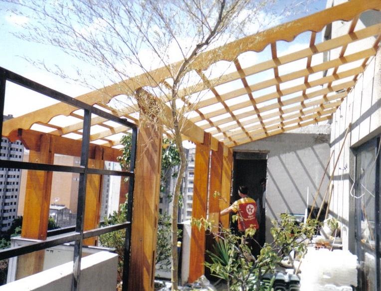 Empresa de Telhado de Madeira na Vila Curuçá - Telhado Transparente