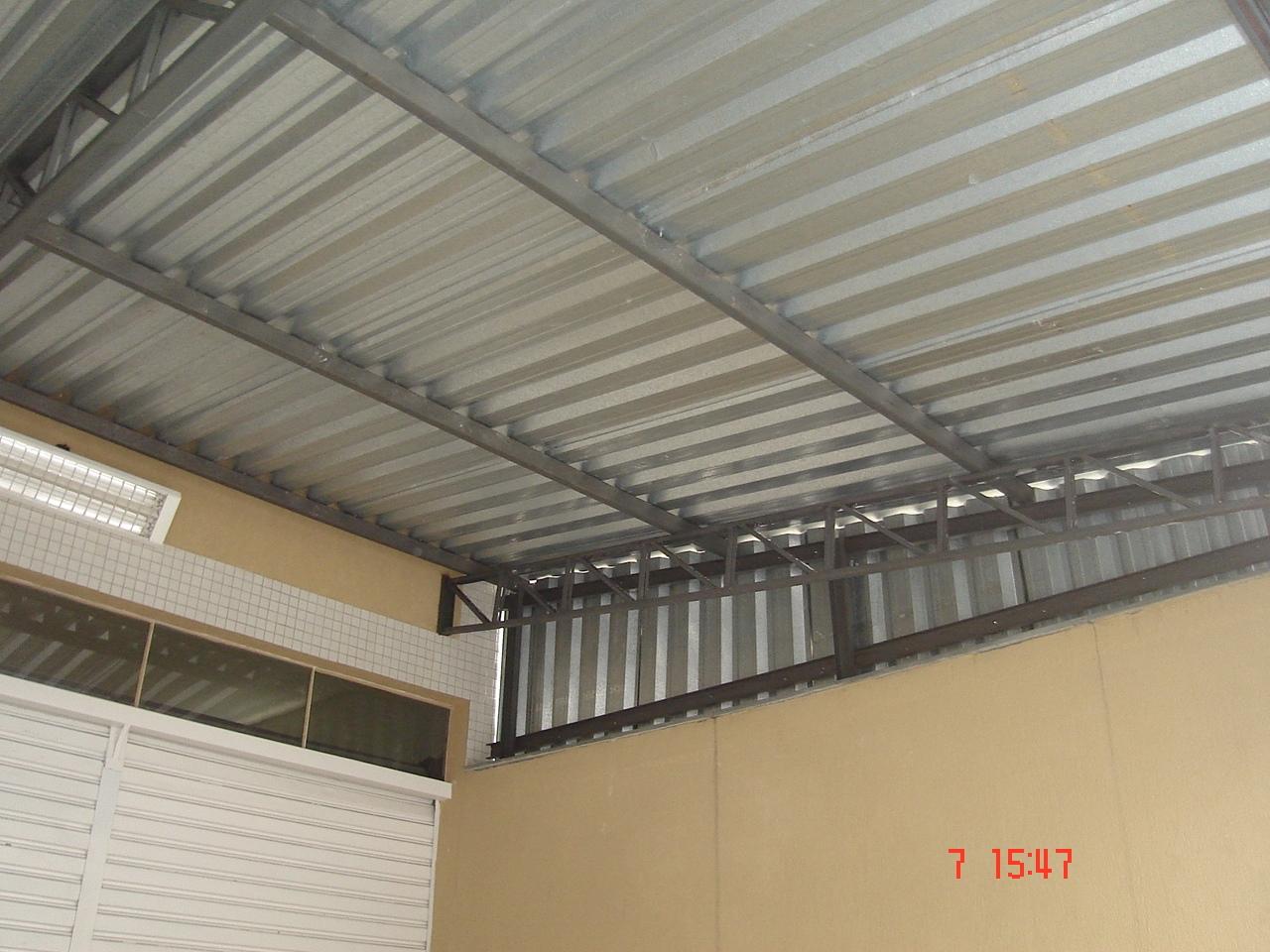 Empresa de Telhados com Telha de Aço no Ibirapuera - Telhado Ondulado