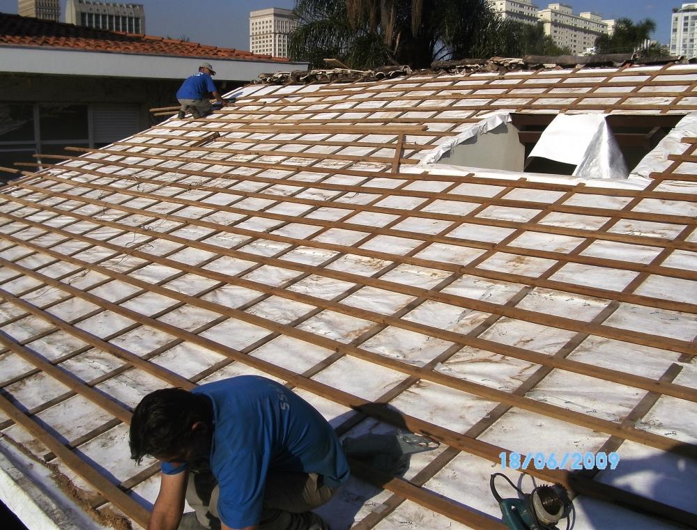 Empresa de Telhados em Sp na Vila Sônia - Telhado de Isopor