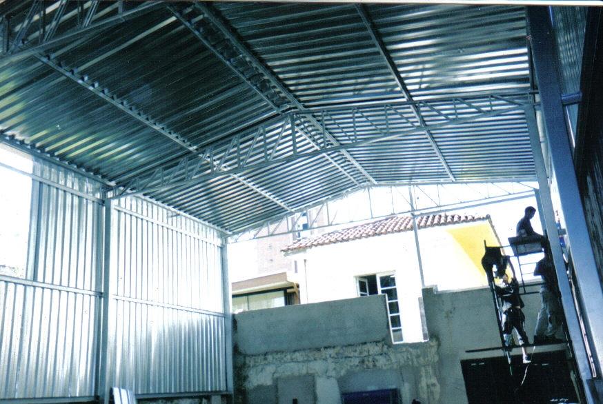 Fechamento Lateral com Telha de Aço Preço na Vila Medeiros - Fechamento Lateral com Drywall