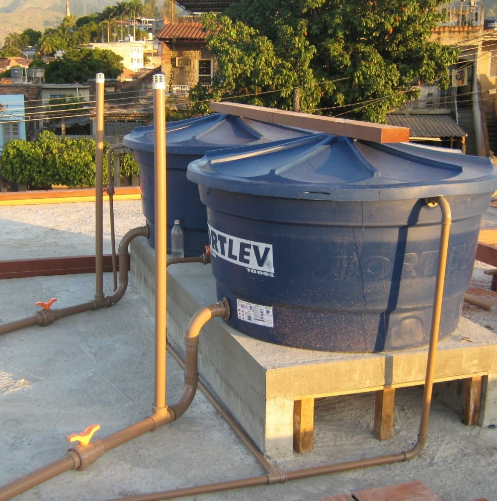 Instalações de Caixa de água na Lapa - Troca de Caixa de água