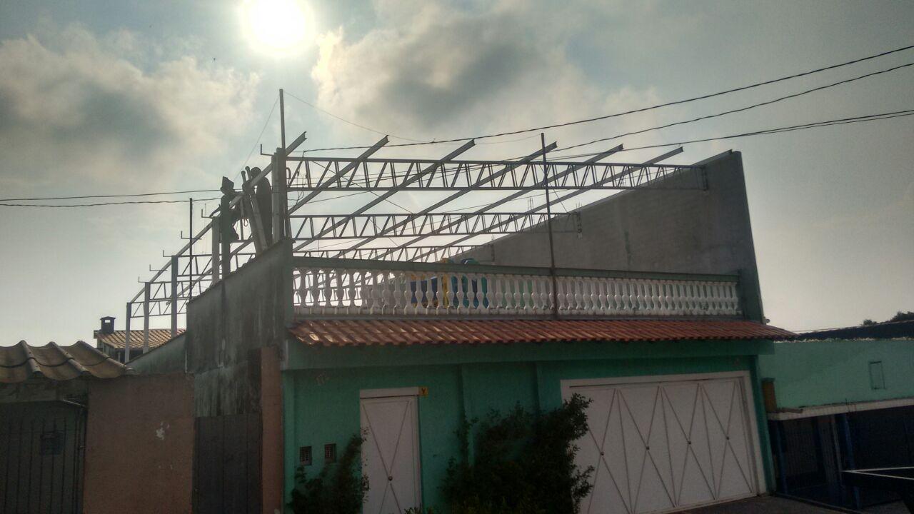 Orçamento para Cobertura Residencial na Freguesia do Ó - Coberturas em São Paulo