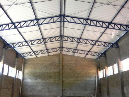 Orçamento para Coberturas com Telhas Galvanizadas no Jabaquara - Coberturas em São Paulo
