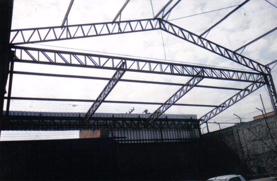 Orçamento para Galpão com Estrutura Metálica na Cidade Ademar - Galpão com Estrutura Metálica