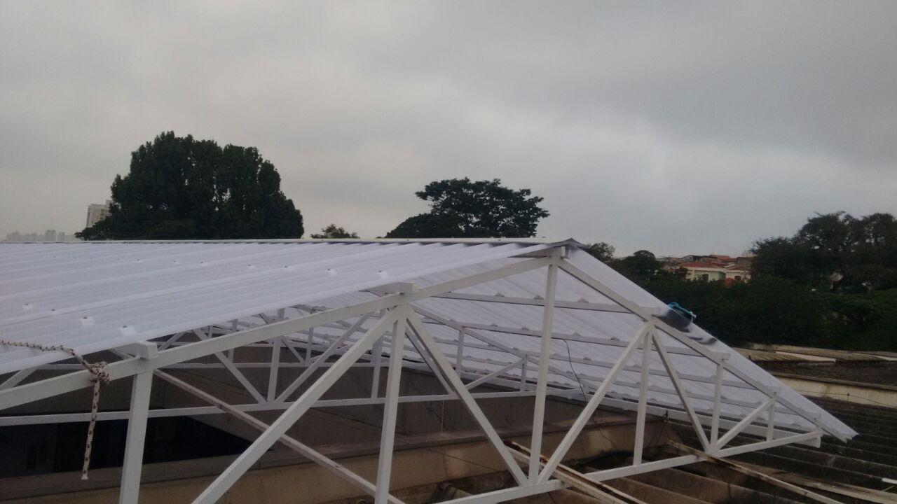 Orçamento para Telhado de Polipropileno na Vila Maria - Telhado de Madeira