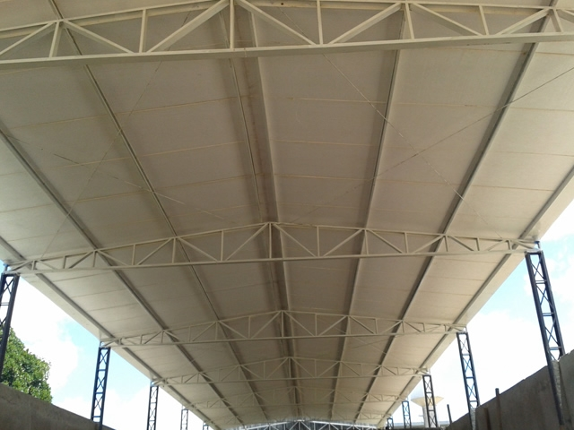 Orçamento para Telhado de Termo e Acústico em São Miguel Paulista - Telhado Ondulado