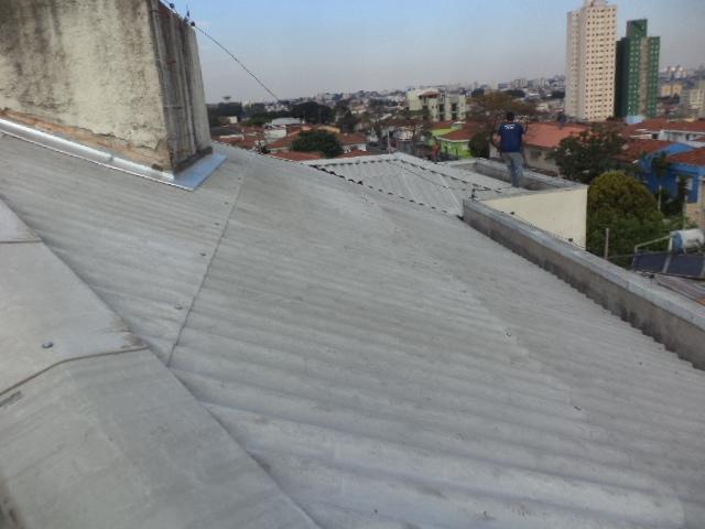 Orçamento para Telhados com Calhas Escondidas em Pinheiros - Telhado de Polipropileno