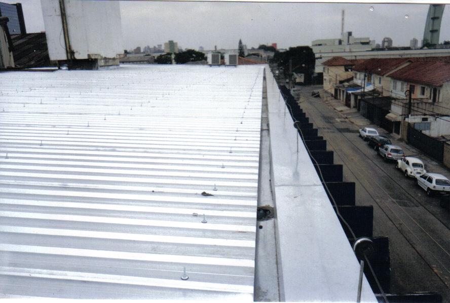 Orçamento para Telhados com Telha de Aço na Vila Guilherme - Telhado Transparente