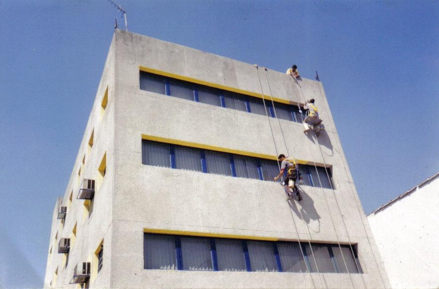 Pintura de Fachada Predial em Pinheiros - Serviço de Pintura Predial