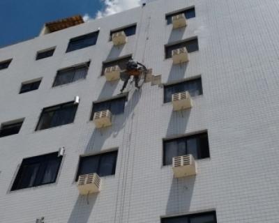 Pinturas de Fachada Predial em São Miguel Paulista - Empresa de Serviços de Pintura
