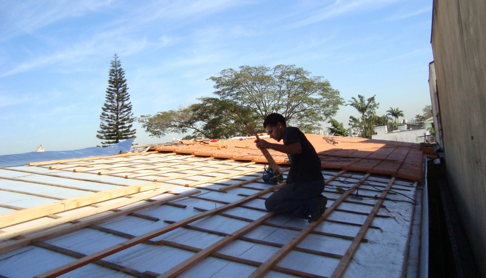 Reforma de Telhado Preço na Vila Curuçá - Telhado de Madeira