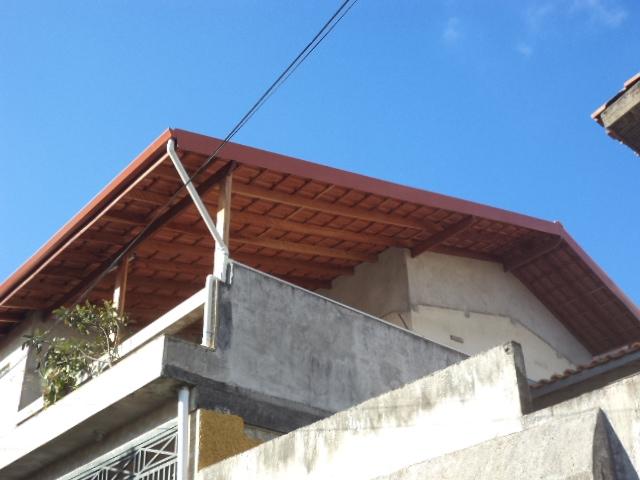 Telhadista Preço no Jardim Bonfiglioli - Telhado de Madeira