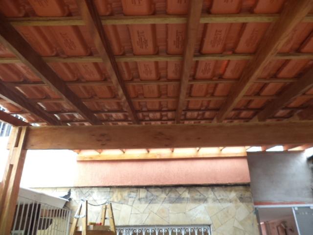 Telhado com Estrutura de Madeira no Itaim Bibi - Telhado de Isopor