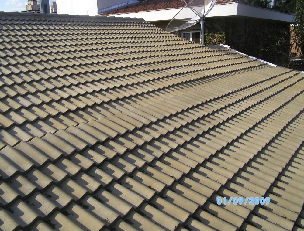Telhado com Telha Tégula Preço na Pedreira - Telhado Transparente