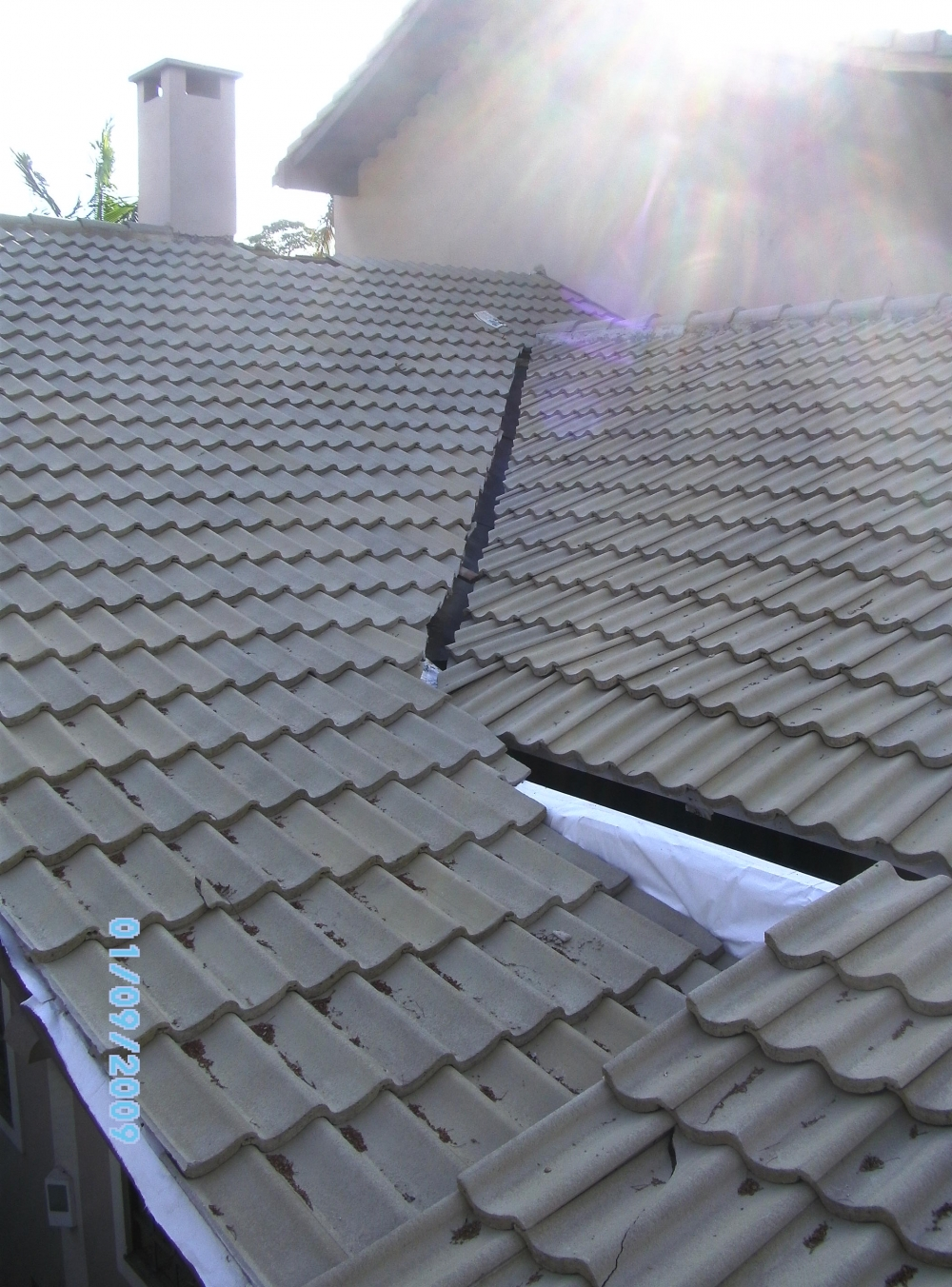 Telhado com Telha Tégula no Jaguaré - Telhado de Madeira