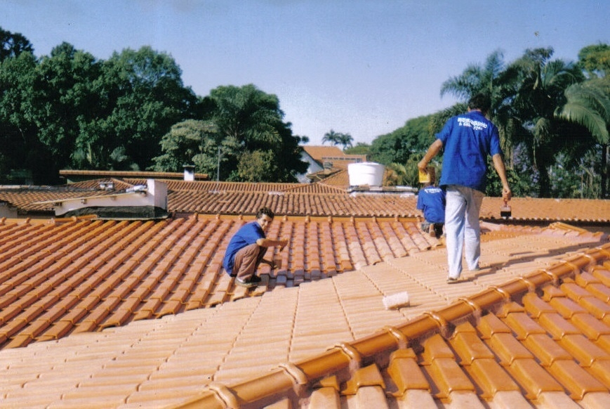 Telhado de Cerâmica Preço em Pinheiros - Telhado Transparente
