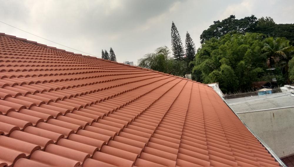 Telhado em São Paulo no Jaraguá - Telhado de Isopor