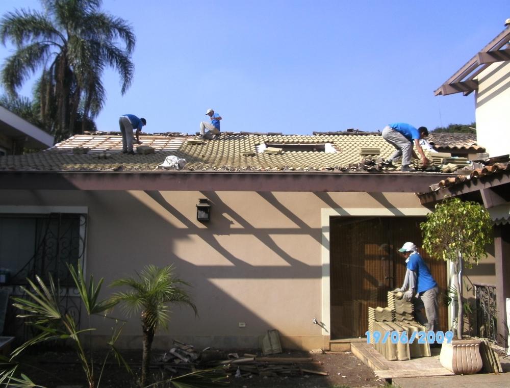 Telhado em Sp no Alto de Pinheiros - Telhado Transparente