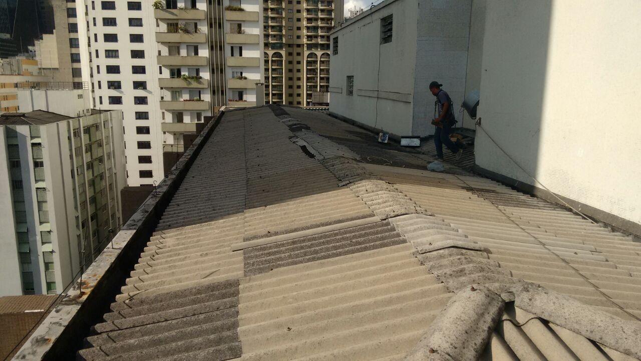 Telhado Ondulado em Raposo Tavares - Telhado Transparente