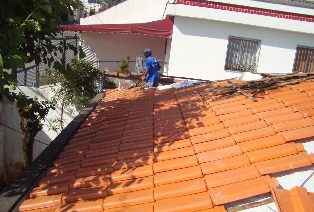 Telhados com Calhas Embutidas Preço em José Bonifácio - Telhado Ondulado