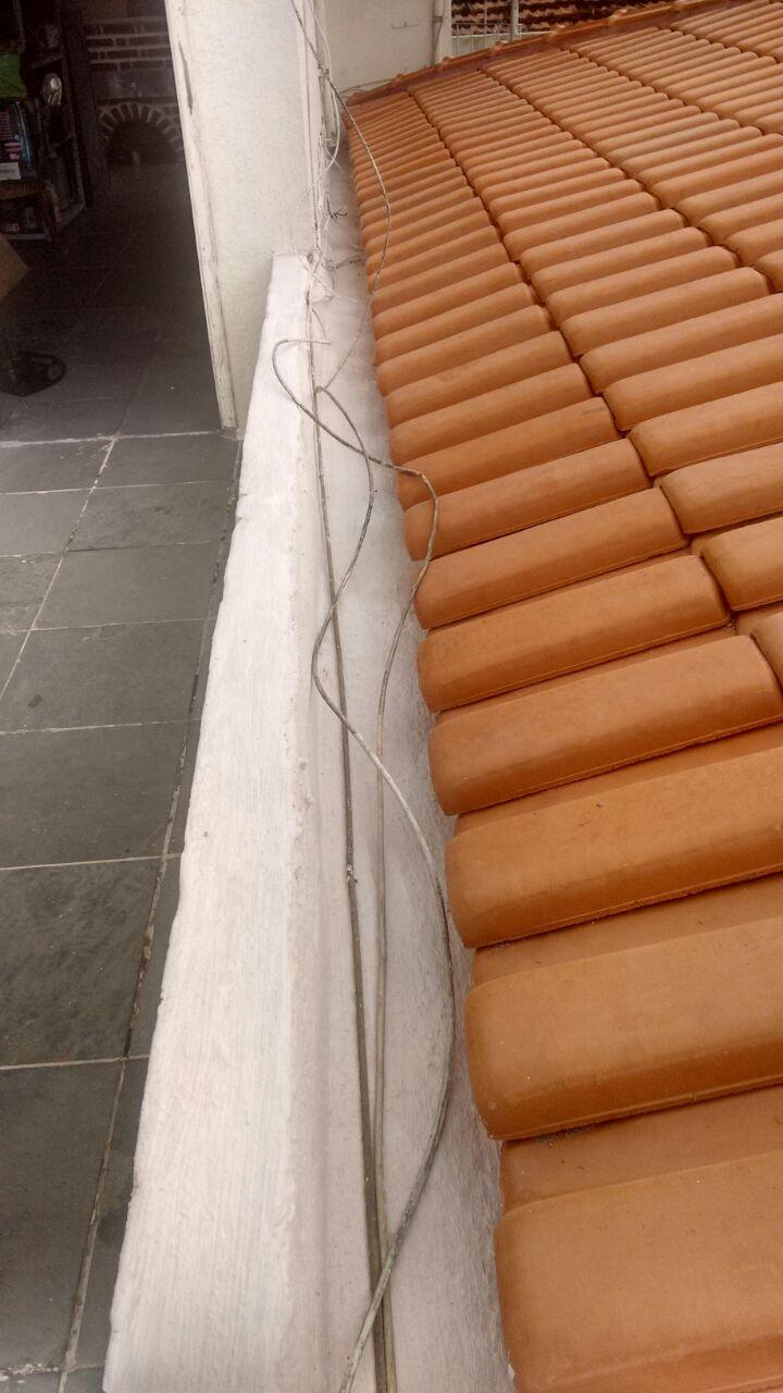 Telhados com Calhas Embutidas no Jardim América - Telhado Ondulado