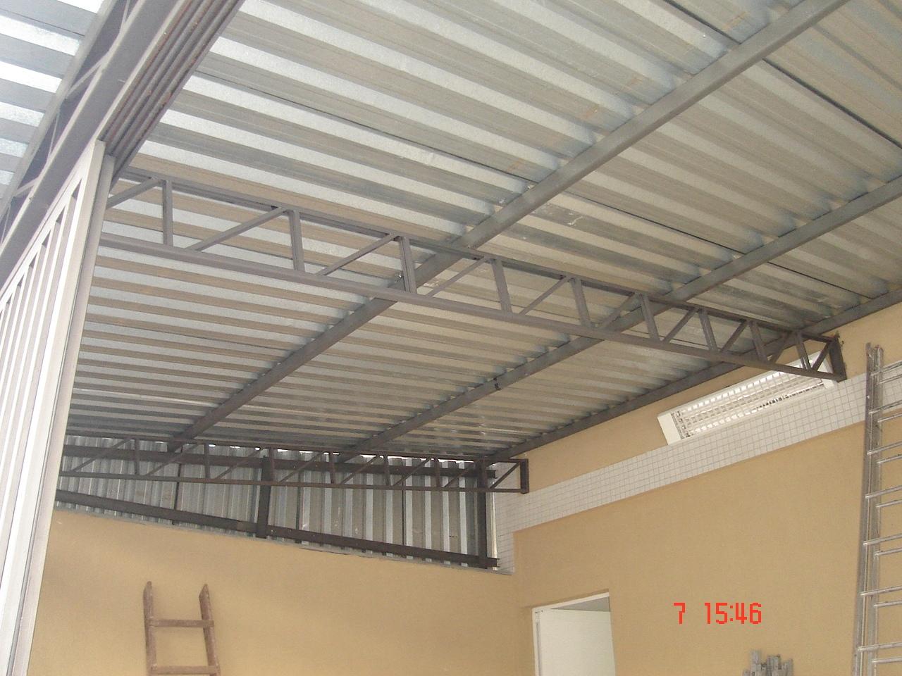 Telhados com Telha de Aço Preço em São Caetano do Sul - Telhado de Madeira