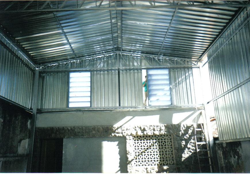Telhados com Telha de Aço na Água Funda - Telhado Transparente
