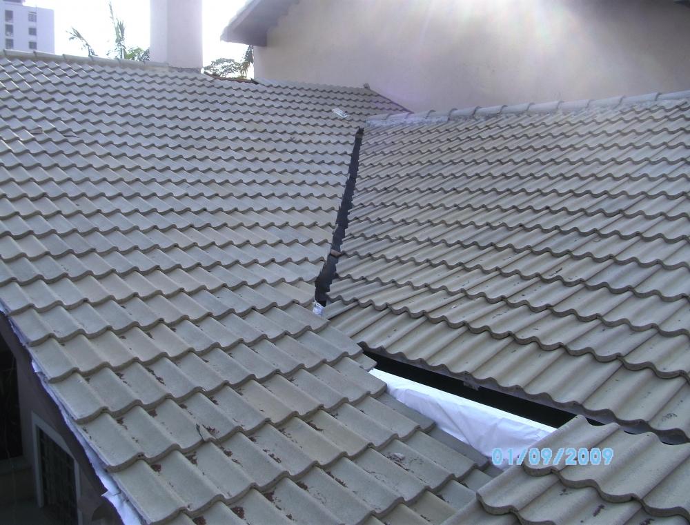 Telhados em Sp no Jaraguá - Telhado Transparente