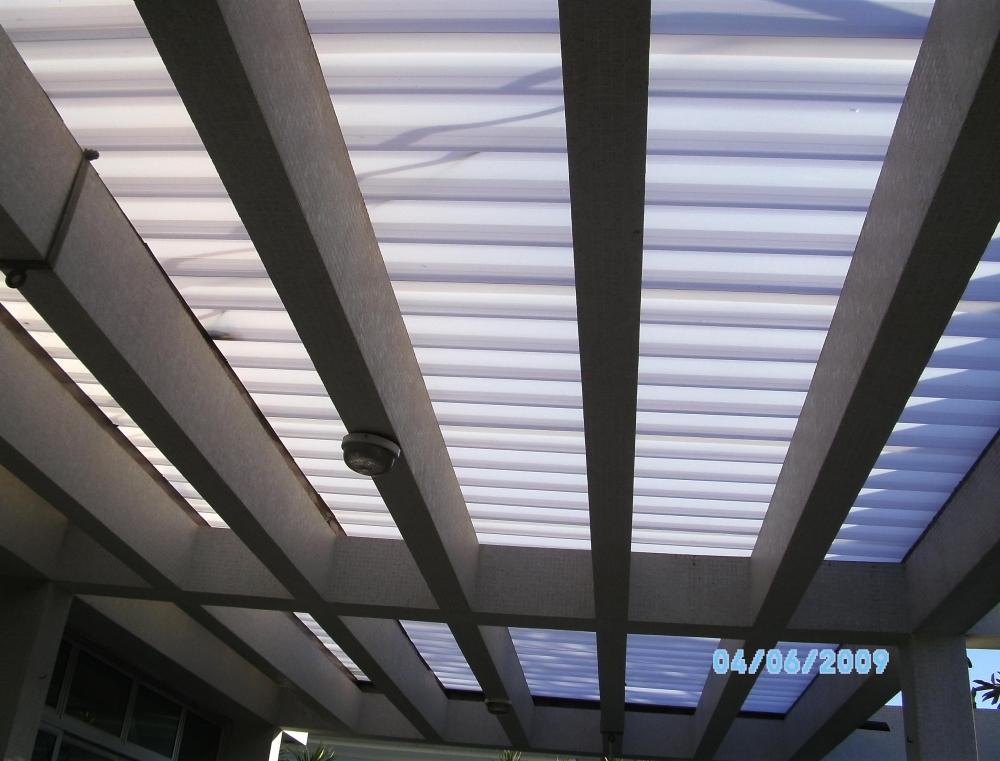 Telhados Transparentes em Engenheiro Goulart - Telhado de Madeira