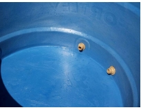 manutenção de caixa de água