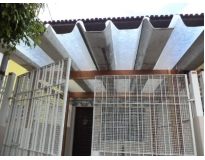cobertura com estrutura de madeira preço em Santo André