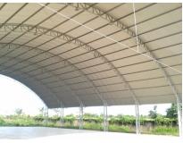 cobertura com estruturas metálicas em Ermelino Matarazzo