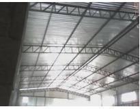 coberturas com telhas galvanizada no Campo Grande