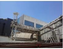 construção de estrutura metálica preço em Santana