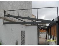 construção de estrutura metálica em Belém