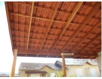construção de estruturas de madeira preço em São Bernardo do Campo