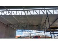 construção de galpão em sp em Santo André