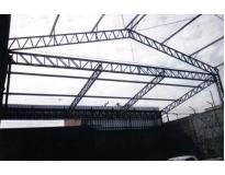 construção de galpões industriais no Jockey Club