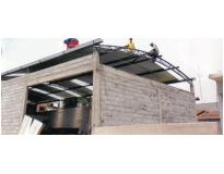 construtora de galpões preço no Morumbi