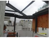 empresa de construção de estrutura metálica na Cidade Dutra