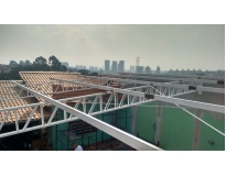 empresa de construção de galpões em sp em Santo André