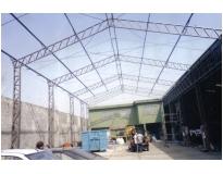 empresa de construção de galpões industriais na Vila Curuçá